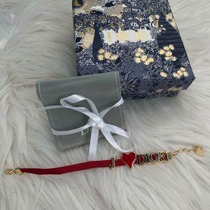 Dior limited bracelet